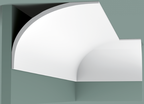 Corniche C990 infinity L200 x H 15,9 X L21,6 cm