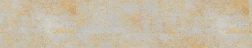 pvc distressed gold plate 5096